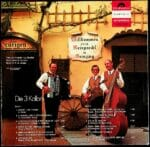 3 Kolibris, Wienerlied, Schallplatte, Vinyl