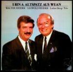 Wienerlied, Bruder, Leopold, Poldi, Walter, Heider, Schallplatte, Vinyl