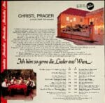 Christl Prager, Koenigin, Wienerlied, Schallplatte, Vinyl, Malat Schrammeln