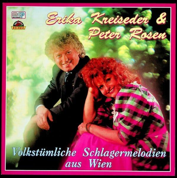Erika Kreiseder, Peter Rosen, Schallplatte, Vinyl