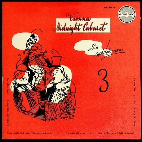 3 spitzbuam, Reinberger, Strobl, Schallplatte, Vinyl