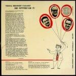 3 Spitzbuam, Wienerlied, Witz, Schallplatte, Vinyl