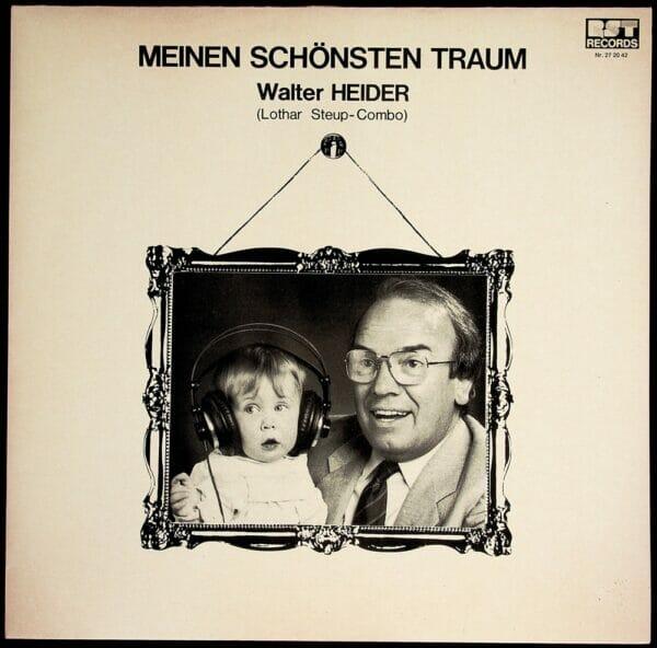 Walter heider, Wienerlied, Lothar Steup Combo, Schallplatten, Vinyl