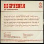 Spitzbuam, Spitzbuben, Witz, Schallplatte, Vinyl