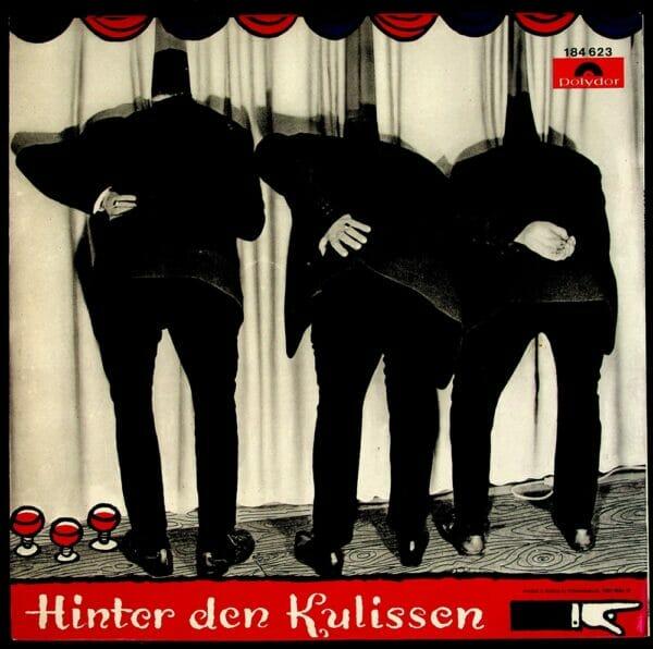 3 Spitzbuben. Spitzbuam, Strobl, Schicketanz, Reinberger, Witz, Schallplatte, Vinyl