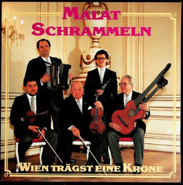 Rudi Malat, Wienerlied, Schrammeln, Schallplatte, Vinyl