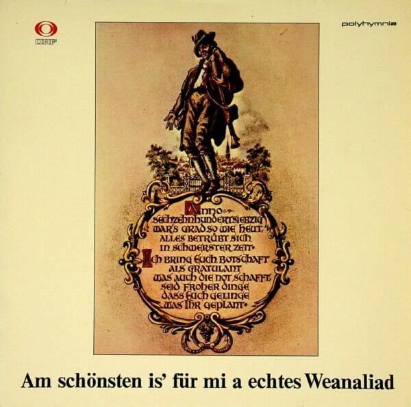 Kersten, Vesely, Hilli Reschl, Kurt Sobotka, Ernst Track, 3 Kolibris, Wienerlied, Schallplatte, Vinyl