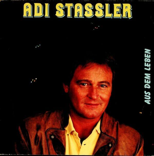 Wienerlied, Akkordeon, Schallplatte, Vinyl, Adi Stassler