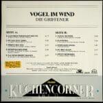 music for you, die griffener, Schallplatte
