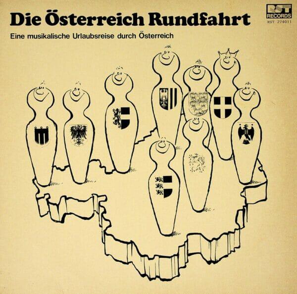 Schöndorfer, Gablitz, Rabbits, Wienerlied, Schallplatte, Vinyl