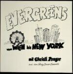 Christl Prager, Rudy Bauer Ensemble, Evergreens, deutsch, Schallplatte, Vinyl