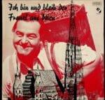 Franz Schier, 1946-1952, Wienerlied, Schallplatte, Vinyl