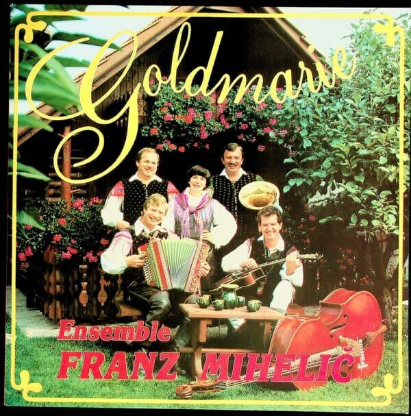 Franz Mihulec, Jugoslawien, Schallplatte