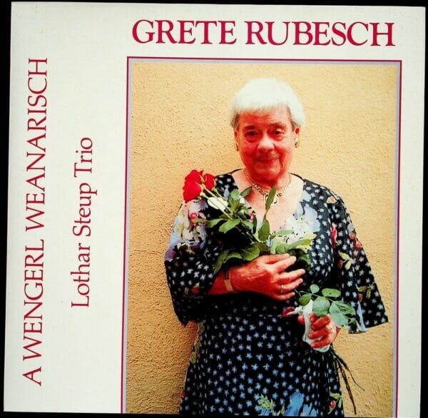 Grete Rubesch, Rubato Musikverlag, Wienerlied, Schallplatte, Vinyl