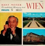 Hans Moser, Schallplatte, Vinyl