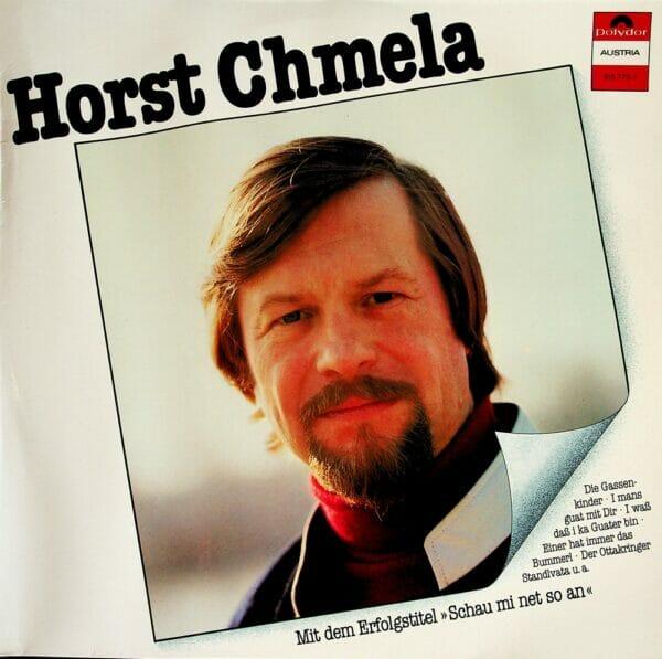 Horst Chmela, Bummerl, Wienerlied, Schallplatte, Vinyl