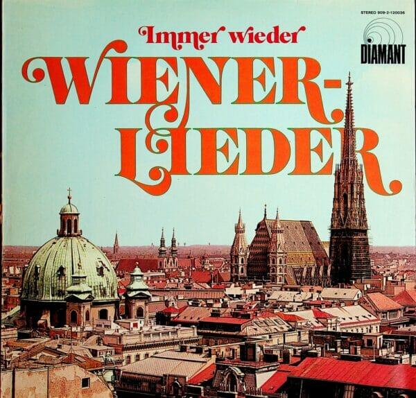 Willi Hagara, Wienerlied, Schallplatte, Vinyl