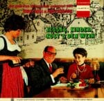 Maly Nagl, Fritz Wolferl, Hofburg Schrammeln, Theo Ferstl, Wienerlied, Schallplatte, Vinyl