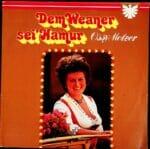 Ossy Molzer, Wienerlied, 3 Grinzinger, Die zwa aus Ottakring, Weaner Spatzen, Schallplatte, Vinyl