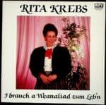 Rita Krebs, Lothar Steup Trio, Malat Schrammeln, Wienerlied, Sopranistin, Schallplatte, Vinyl