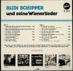 Rudi Schipper, Kaderka, Wienerlied, Leopold Grossmann, Willi Fantel, Fritz Pelikan, Joschi Scheller, Wienerwald Schrammeln, Schallplatte, Vinyl