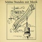 Joe Hans Wirtl Robert Posch, Vereinigung, Wienerlied, Schallplatte, Vinyl