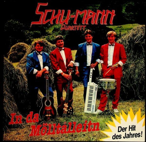 Kaertnerlied, Volkslied, Buederpaar, Schallplatte