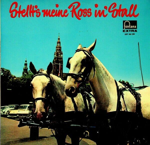 Zaruba, Spilar, Ferstl, Schuh, Faltl-Kemmeter, Baierl, Wienerlied, Schallplatte, Vinyl