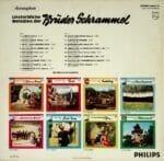 Schrammel, Wienerlied, Tänze, donauphon, Spilar, Schallplatte, Vinyl