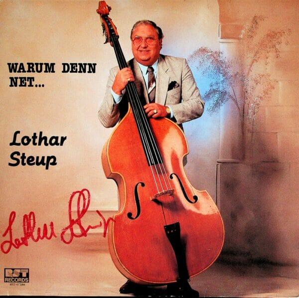 Lothar Steup, Lotschi, Wienerlied, Schallplatte, Vinyl