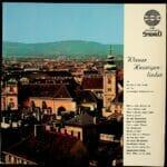 Julius Patzak, Grinzinger Schrammeln, Hans Totzauer, Wienerlied, Schallplatte, Vinyl