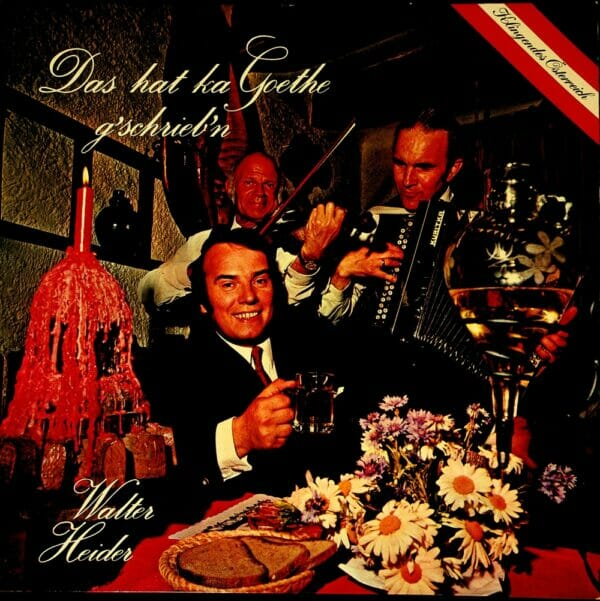 Altwiener, Duo, Bredl-Heider, Franz Zib, Wienerlied, Schallplatte, Vinyl